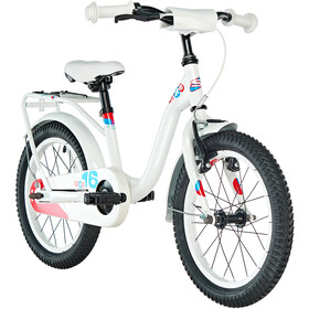 s'cool niXe 16 Steel Kids white/blue/red